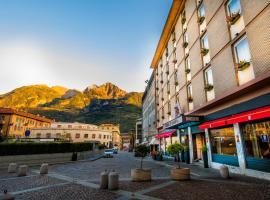 Duca D'Aosta Hotel, hotel ad Aosta