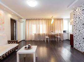 2х комнатная квартира в центре Уфы, apartment in Ufa