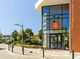 Aparthotel Adagio Access Toulouse Jolimont, appart'hôtel à Toulouse