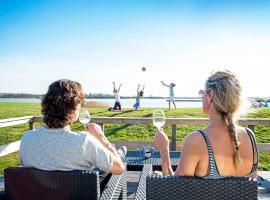 Siblu camping Lauwersoog, hotel in Lauwersoog