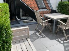 Barkas 7, pet-friendly hotel in Nieuwpoort