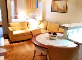 Aconchegante apartamento no Mountain Village Canela, apartment in Canela