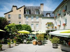 Hotel Le Lion d'Or, hôtel à Saint-Geniez-d'Olt