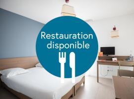 Zenitude Hôtel-Résidences Narbonne Centre, hotel in Narbonne