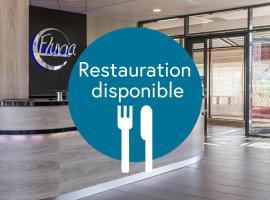 Zenitude Hôtel-Résidences Toulouse Fluvia, appart'hôtel à Toulouse