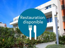 Zenitude Hôtel-Résidences Confort Cannes Mandelieu, apartment in Mandelieu-La Napoule
