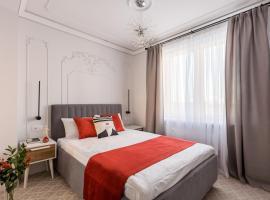Kvart-Hotel Premier, hotel near Kotelniki Metro Station, Lyubertsy