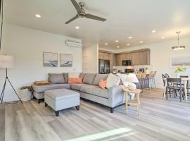 Sleek Townhome with Community Perks and Mtn Views, vacation rental in St. George