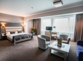 Bellevue Park Hotel Riga, viešbutis Rygoje