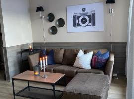 Hemsedal Penthouse hjørneleilighet, apartment in Hemsedal