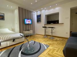 Cika Ljuba, apartman u Beogradu