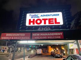 LA Adventurer Hotel, hotel in Inglewood