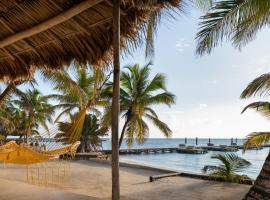 Matachica Beach Resort and Spa, hotel in San Pedro