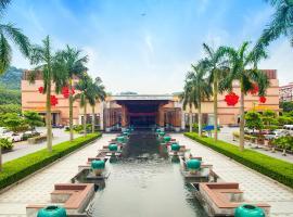 Easeland Hotel Guangzhou, boutique hotel in Guangzhou