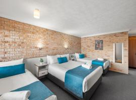Kennedy Drive Airport Motel, hotel in Tweed Heads