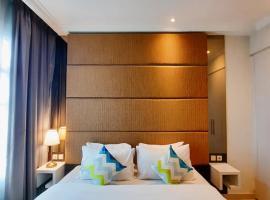 The Bellezza Hotel Suites, hotel in Jakarta