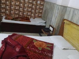 White empire, hotel in New Delhi