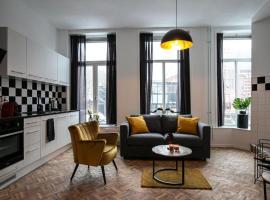 Leuke stadswoning met 2 slaapkamers, apartment in Groningen