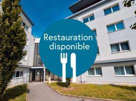 Zenitude Hôtel-Résidences Les Hauts d'Annecy, serviced apartment in Annecy