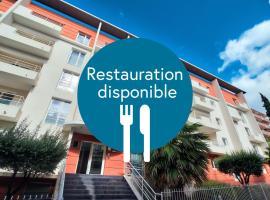 Zenitude Hôtel-Résidences Béziers Centre, hotel in Béziers