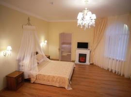 Гостиница Царская, отель в городе Krymsk