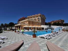 Grand Hotel Paradiso, hotel in Catanzaro Lido