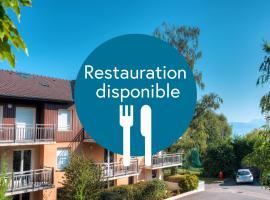 Zenitude Hôtel-Résidences Les Terrasses du Lac, apartment in Évian-les-Bains