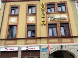 Hotel Pod Ratuszem – hotel w mieście Rzeszów