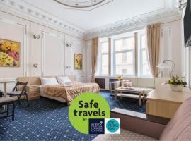 Александр Hotel, отель в Санкт-Петербурге