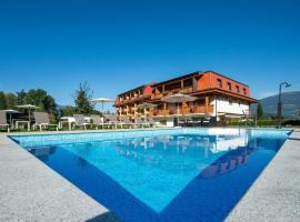 Hotel Reischach, hotell i Bruneck