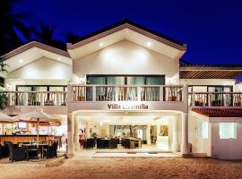 Villa Caemilla Beach Boutique Hotel, hotel near Boracay White Beach, Boracay