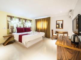 Angkor International Hotel, hotel near Central Market, Phnom Penh