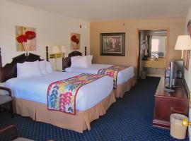 Dutton Inn, motel in Branson