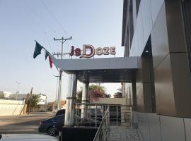 دوز للشقق الفندقية, hotel em Najran