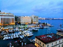 Oasi di Santa Lucia Apartment, hotel near Castel dell'Ovo, Naples