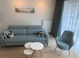 Pluk de dag, apartment in Oostduinkerke
