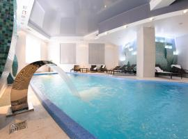 Taurus Hotel & SPA, hotel in Lviv
