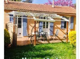 Maison atypique, maison de vacances à Marseille