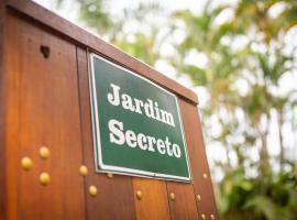 Jardim Secreto - Itaipava, hotel with pools in Itaipava