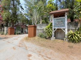 OYO 90237 Villa Danialla Beach Homes, hotel di Kota Bahru