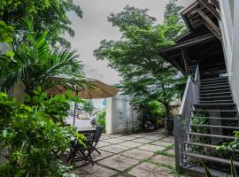 Makk Hotel, hotel in Kampot