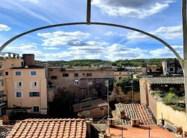 Pellegrino 75 Double Bedroom, apartment in Rome