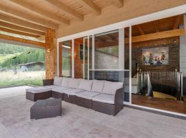 Contemporary Holiday Home in Zwieselstein with Jacuzzi, villa in Sölden