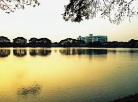 Fresh Lake Furnished 2BHK villa, apartment in Pondicherry