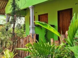 Evergreen Villa, hotel v destinaci Anuradhápura