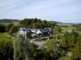 Romantikhotel Platte, Hotel in Attendorn