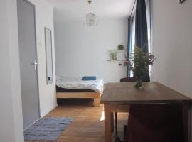 Private studio room in De Pijp, hotel in Amsterdam