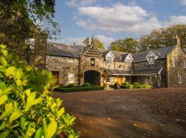 Trump MacLeod House & Lodge, Scotland, hotel near Tolquhon Castle, Balmedie