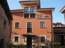 Hotel Rural Entremontes, hotel in Corao
