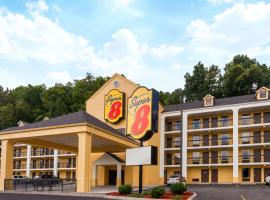 Super 8 by Wyndham Pigeon Forge-Emert St, hotel in Pigeon Forge